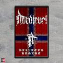 Nordjevel Helvetes Regent printed patch