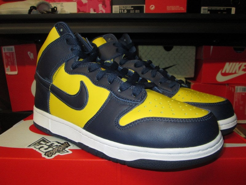 "Image of Dunk High SP ""Michigan"""