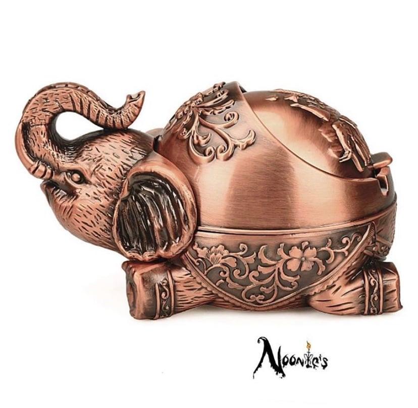 Image of Elephant ashtray