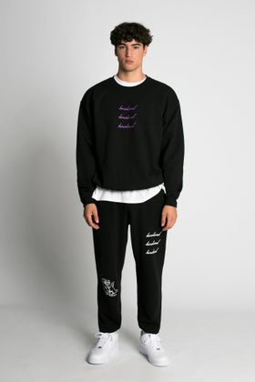 Image of BLACK SWEATSHIRT