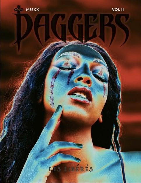 Image of Volume II / FW MMXX DAGGERS MAGAZINE - Limited Print Edition