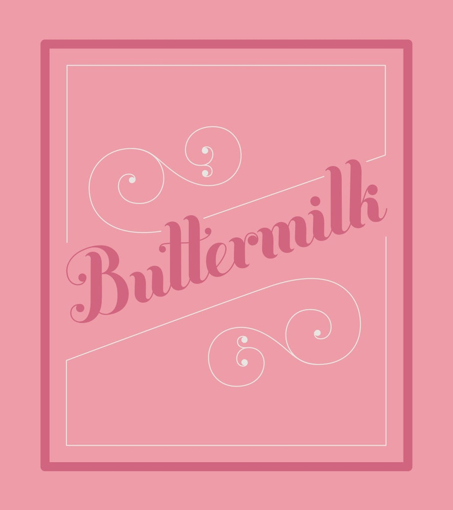 Image of Buttermilk Font