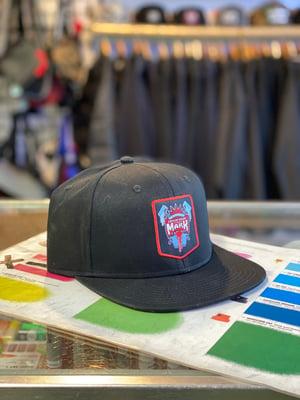 Leave Your Mark King Snap Back Hat