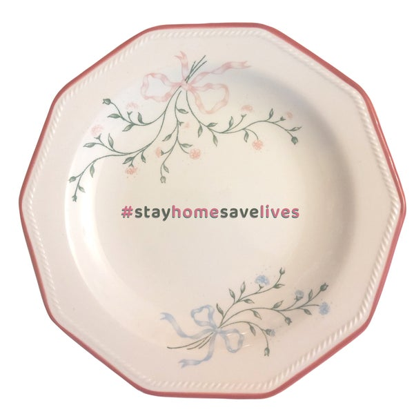 Image of #stayhomesavelives (ref. 33a)