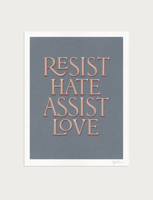 Image of Resist Hate