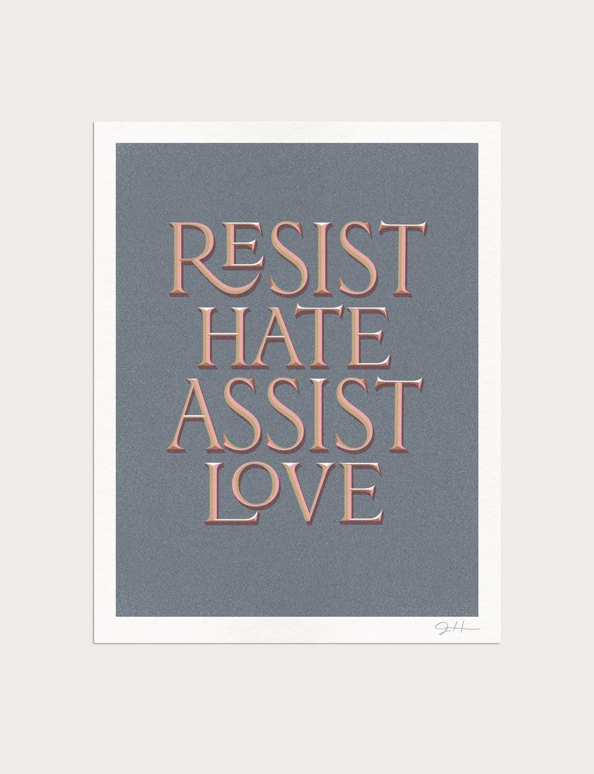 Resist Hate