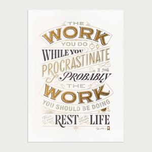 Image of Procrastiworking