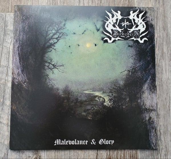 "Image of BIRKABEIN - Malevolence & Glory 12"""
