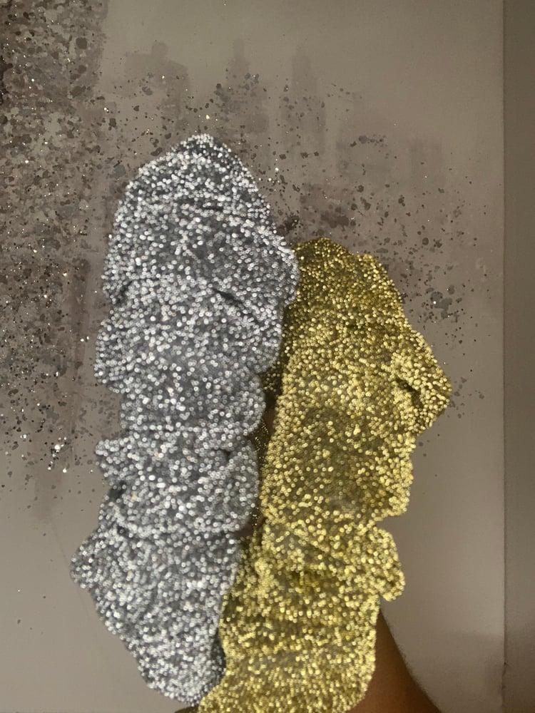 Image of Fabric Pleated Headband