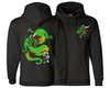 GTSVG X CHAMPION Ryu Hooded Pullover