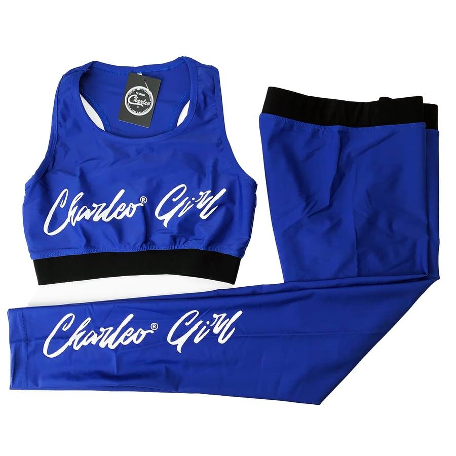 Image of Charleo Girl 2pc. Workout Set