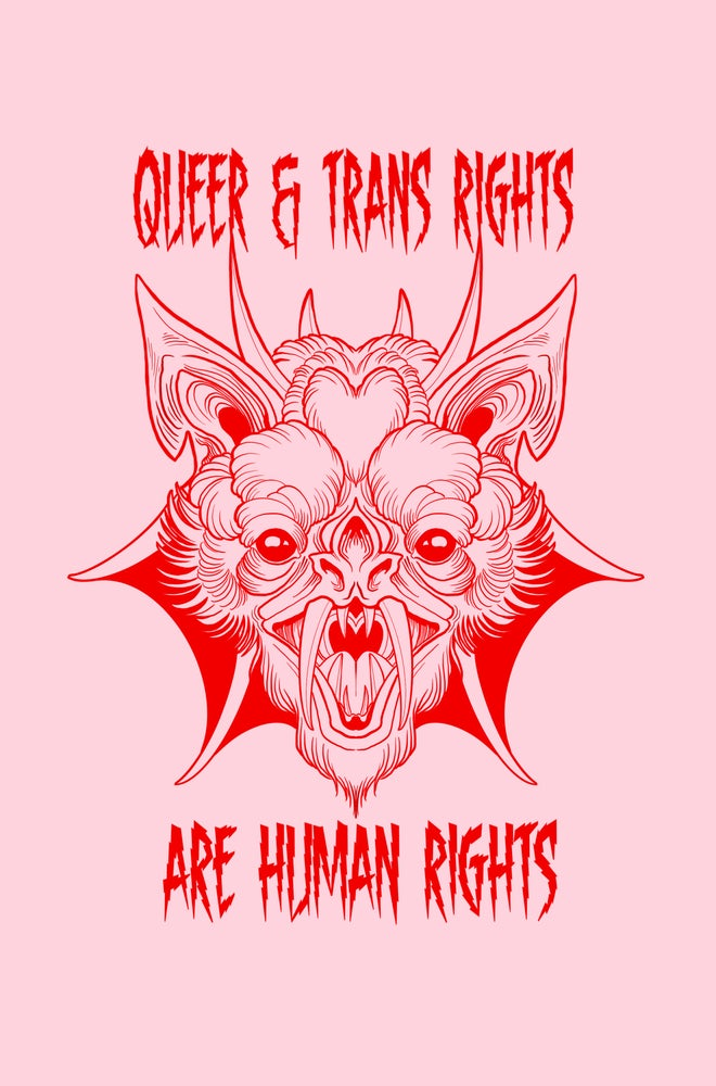 Image of QUEER/TRANS RIGHTS Shirt