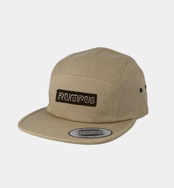 Image of 5 Panel Hat - Khaki