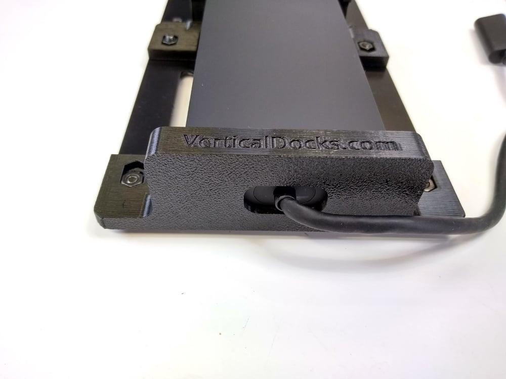 Universal mounting brackets for MS Surface Dock - VESA/under-desk