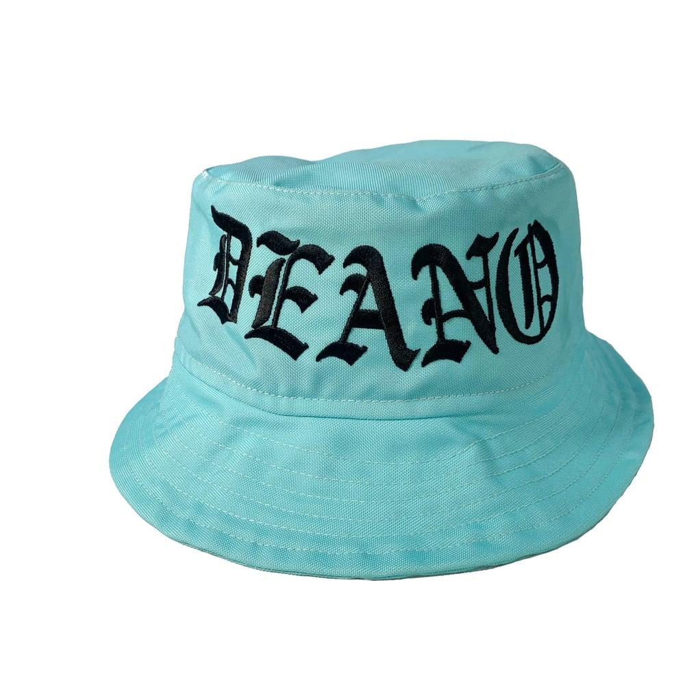 Image of MintBlue Summer's Mine Bucket Hat