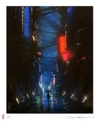 Image of 'Dark City' - Limited edition print