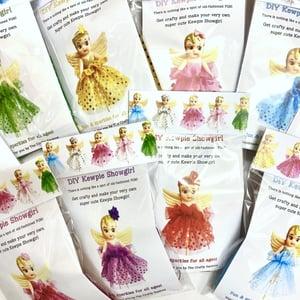 Image of DIY Kewpie Showgirls Kit