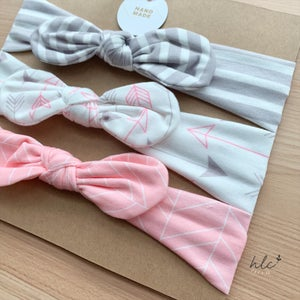 Image of Headbands gift set - Pastel love