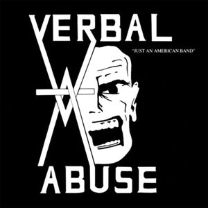 Image of Verbal Abuse – Just An American Band LP