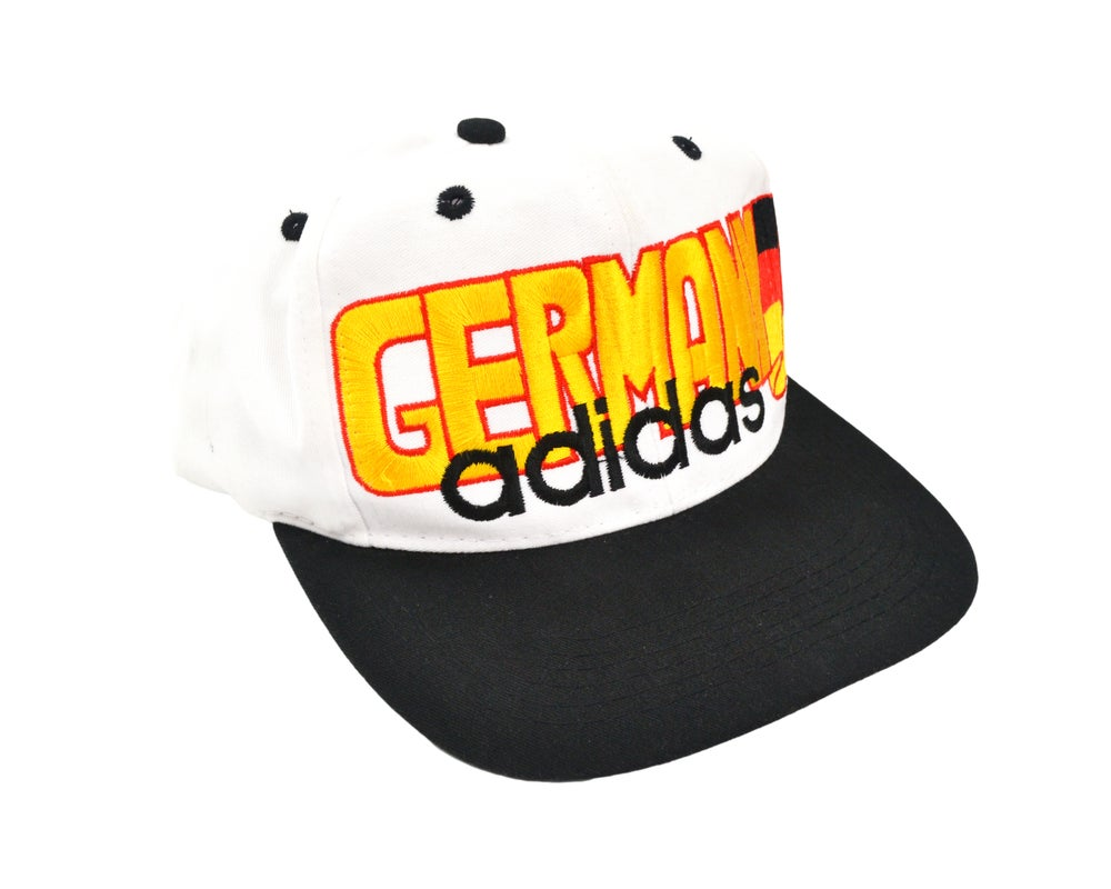 Image of 1994 Adidas Germany Cap