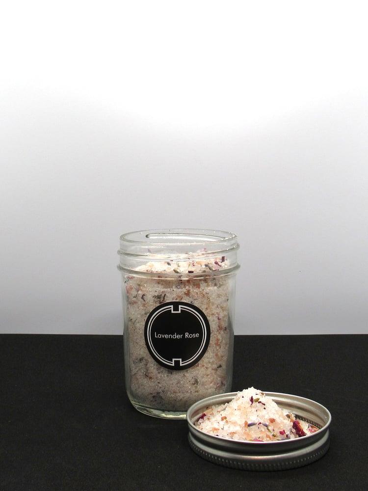 Image of Lavender/Rose Spiritual Bath Soak