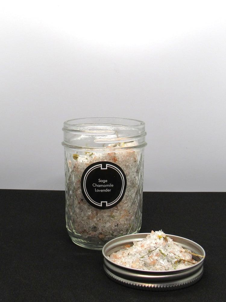 Image of Sage/Chamomile/Lavender Spiritual Bath Soak