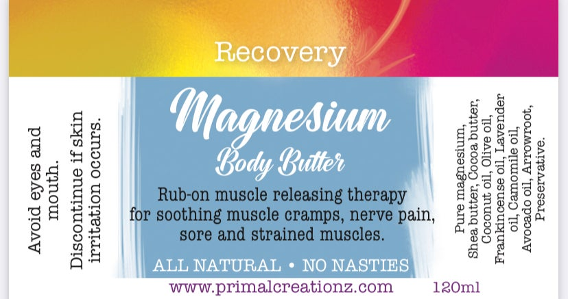Image of Magnesium Body Butter