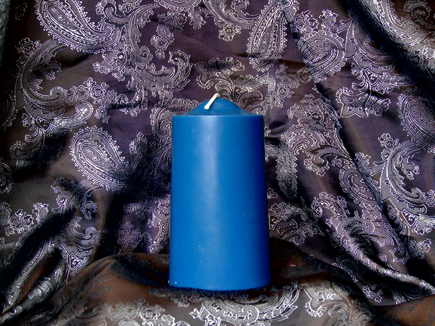 Image of Hunter's Mark - Pillar Candle