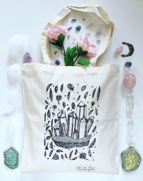 Image of Tote Bag *Magic Stones*