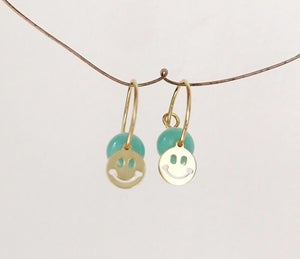 Image of Pendientes Smiley