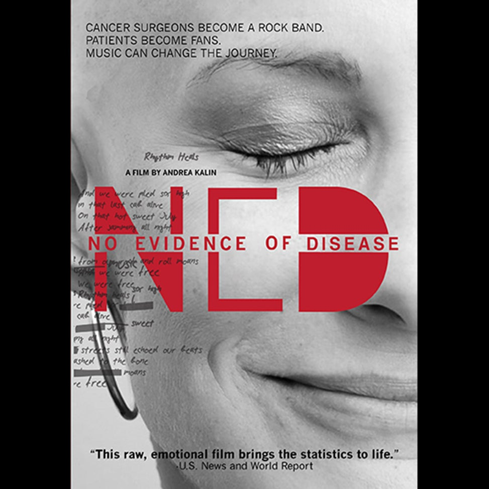 Image of No Evidence of Disease DVD