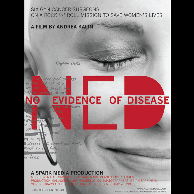 Image of N.E.D. Poster
