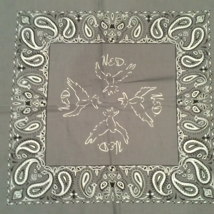 Image of N.E.D. Handkerchief