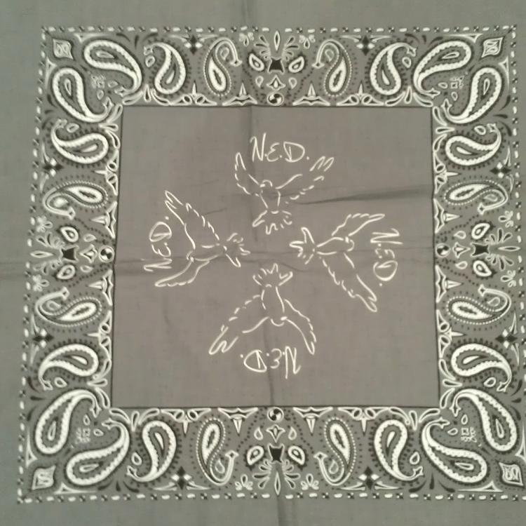Image of N.E.D. Handkerchief