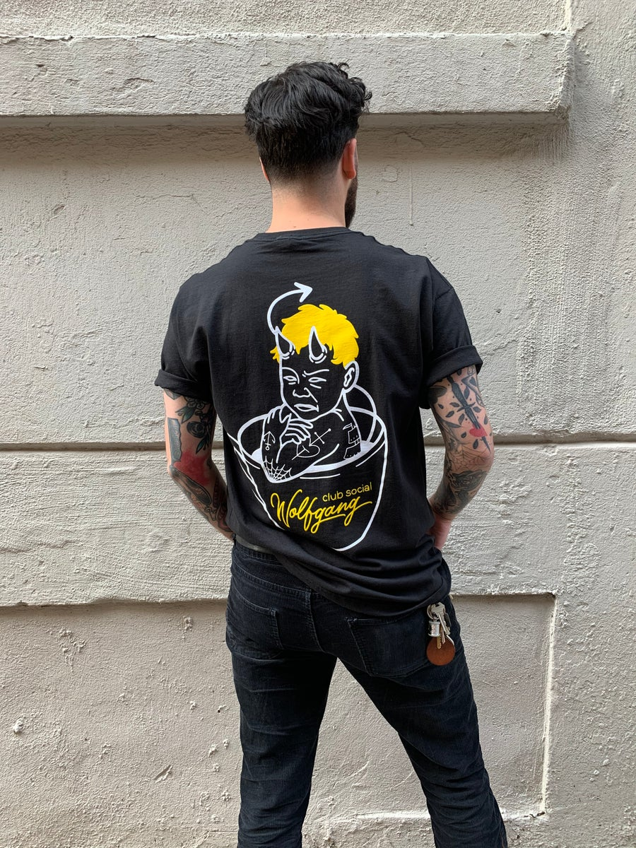 Image of Devil in a cup Tee