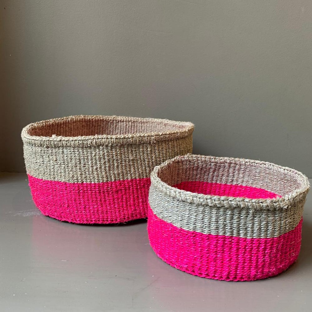 Image of PINK BASKET