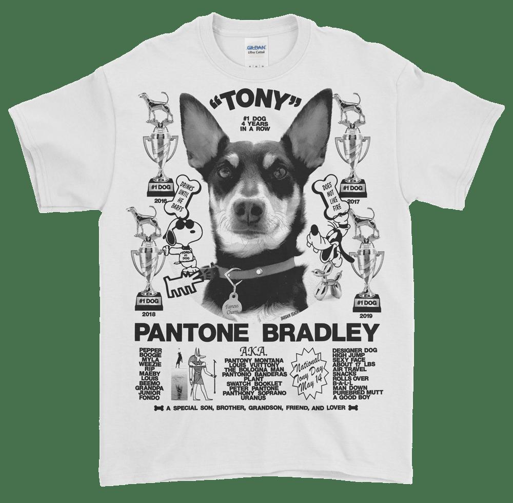 Image of Tony: #1 Dog Tee 2019