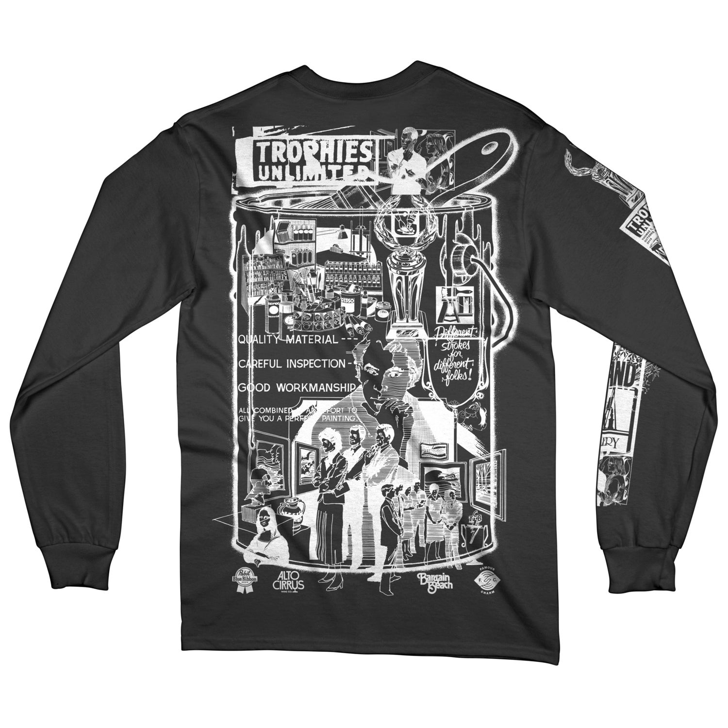 Image of Trophies Unlimited Pocket Tee