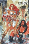Red Sonja Age of Chaos #2