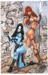 Red Sonja Age of Chaos #4