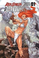 Red Sonja Age of Chaos #1