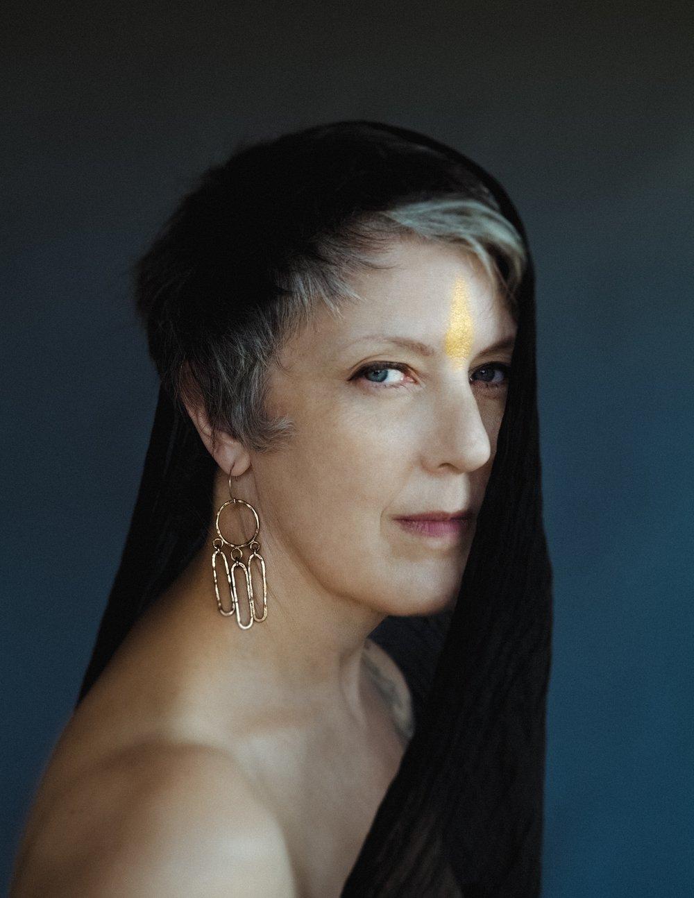 Image of Tassel earring
