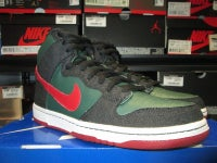 "SB Dunk High Premium ""RESN"" - SIZE11ONLY - BY 23PENNY"