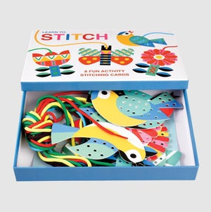 Image of Learn to Stitch Cards