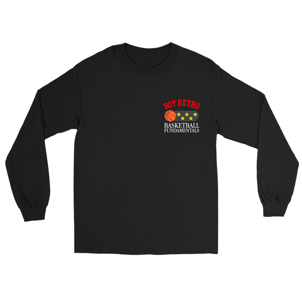 Image of Black Fundamentals LS
