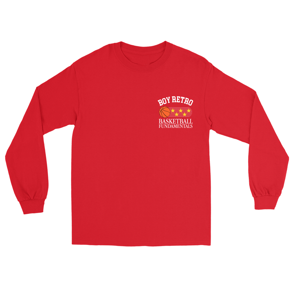 Image of Red Fundamentals LS