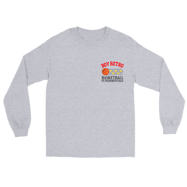Image of Grey Fundamentals LS