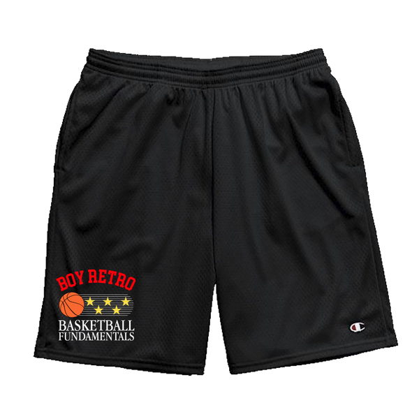 Image of Black Fundamentals Shorts