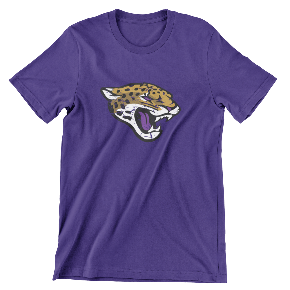 Image of DC JAGUARS Vintage Softstyle Tee Shirt