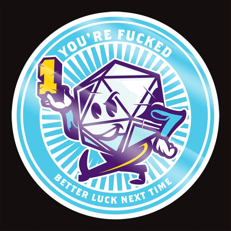 Image of Lucky Sticker Pack